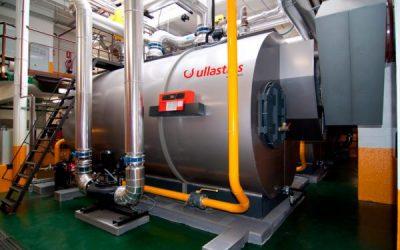 La Central Térmica de Orcasitas, un ejemplo de funcionamiento eficiente
